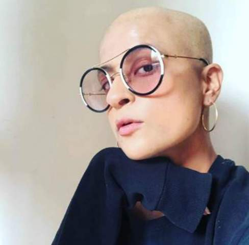 Tahira Kashyap's Blad Look Post Cancer Treatment