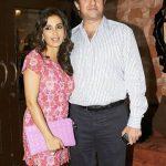 Tania shroff parents