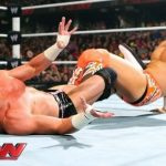 The Miz Figure 4 Leglock Finisher
