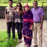 Toma Mirza family