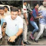 Vikas Barala with Ashish Kumar arrested by the Chandigarh Police