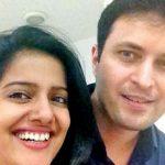 Vishakha Singh with her fling Vikrant Rao