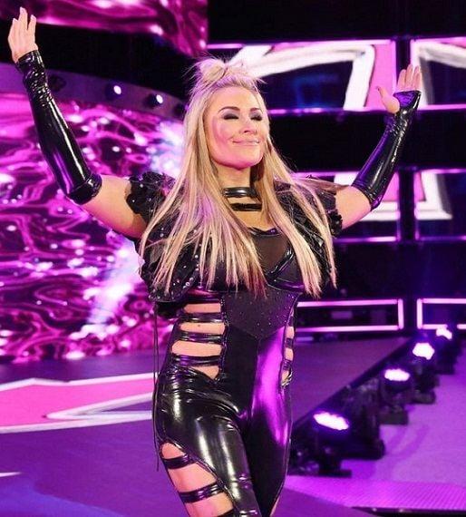 Wrestler Natalya Neidhart