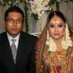 Zakia Bari Momo husband
