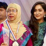 Zakia Bari Momo mother