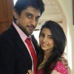 Abhaas Mehta with girlfriend