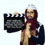 Abhilash Thapliyal as Mufflerman