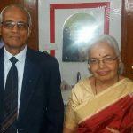 Abhisar Sharma Parents