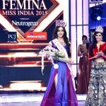 Aditi Arya Femina Miss India World 2015