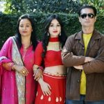 Aditi Budhathoki parents
