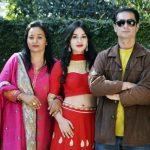 Aditi Budhathoki parents