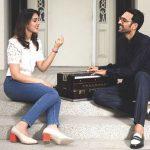 Ali Sethi With His Sister Mira Sethi