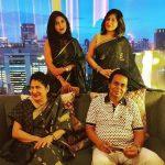 Alisha Pradhan family