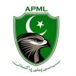 Pervez Musharraf and All Pakistan Muslim League Logo