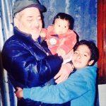 Amber Vashisht father