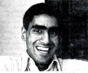An Old Photo Of Karan Thapar