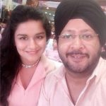 Avneet Kaur father