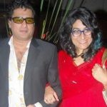Ayub Khan with ex-wife