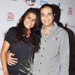 Bhavana Balsavar with husband
