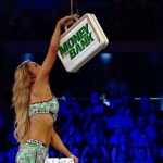 Carmella Money in the Bank ladder match winner