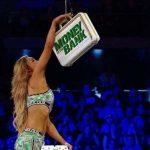 Carmella Money in the Bank ladder match winner