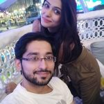 Charvi Saraf with Boyfriend