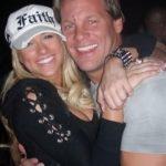 Chris Jericho dated fellow wrestler Kelly Kelly