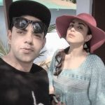 Cyrus Sahukar with his girlfriend Vaishali Malhara-compressed