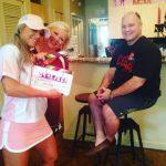 Dana Brooke parents