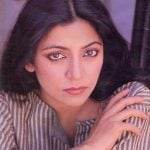 Deepti Naval in younger days