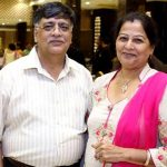 Dishank Arora parents