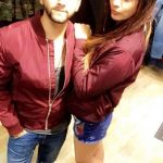 Gaurav Sareen with his sister