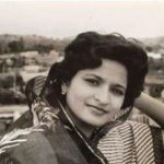 Gauri Lankesh in 1980s