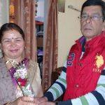 Gita Bisht parents