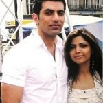 Hadiqa Kiani With Her Former (2nd) Husband Syed Fareed Sarwary
