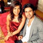 Harman Baweja with Priyanka Chopra