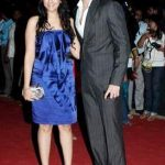 Harman Baweja with his sister Rowena Baweja