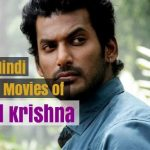List of Hindi Dubbed Movies of Vishal Krishna (14)