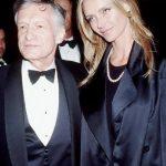 Hugh Hefner and Kimberley Conrad