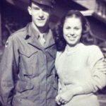 Hugh Hefner and Mildred Williams