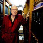 Hugh Hefner library