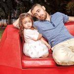 Imran Khan With His Daughter Imara