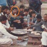 Irshad Kamil With His Friends