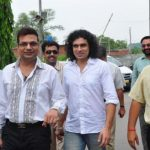 Irshad Kamil With Imtiaz Ali