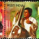 Jagjit Singh Postal Stamp