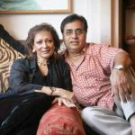 Jagjit Singh With His Wife Chitra Singh