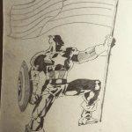A sketch by Jamie Alter