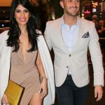 Jasmin Walia with Ross Worswick