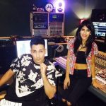 Jasmin Walia with Zack Knight