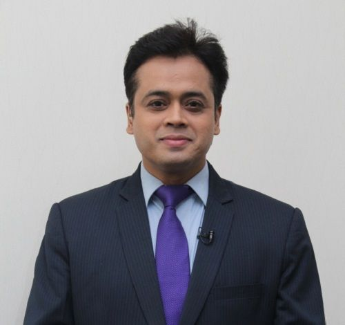 Journalist Abhisar Sharma